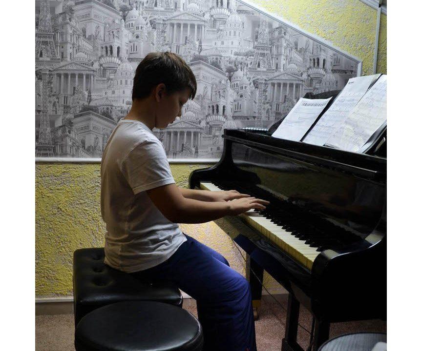 Уроки фортепиано в Твери