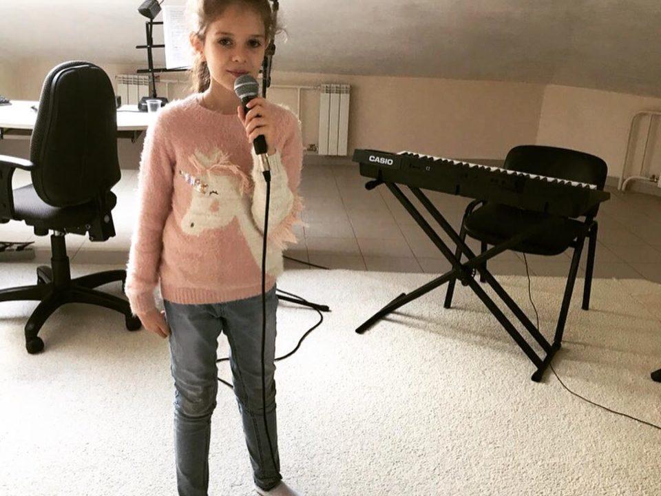 Уроки вокала для детей в Твери