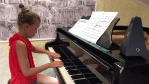 Уроки игры на фортепиано в Перми