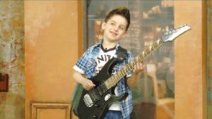 Уроки игры на гитаре для детей в Твери